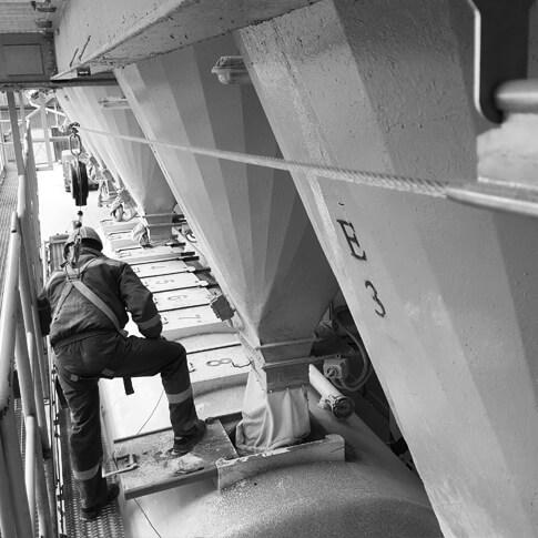 Jistící systémy Accen - Cementový a vápenný průmysl