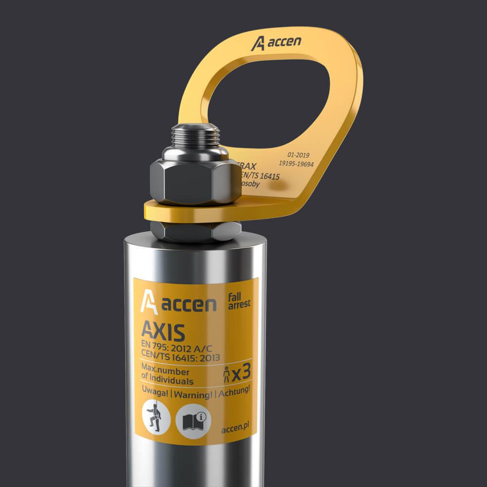 Accen Axis ST- Kotevní bod