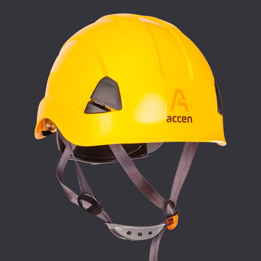 Ochranná přilba LOKI- přislušenství individuální ochrany Accen