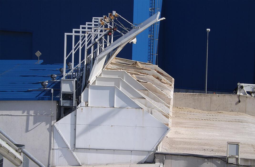 Cementářský a vápenický průmysl - Jistící systémy - Accen- realizace-2