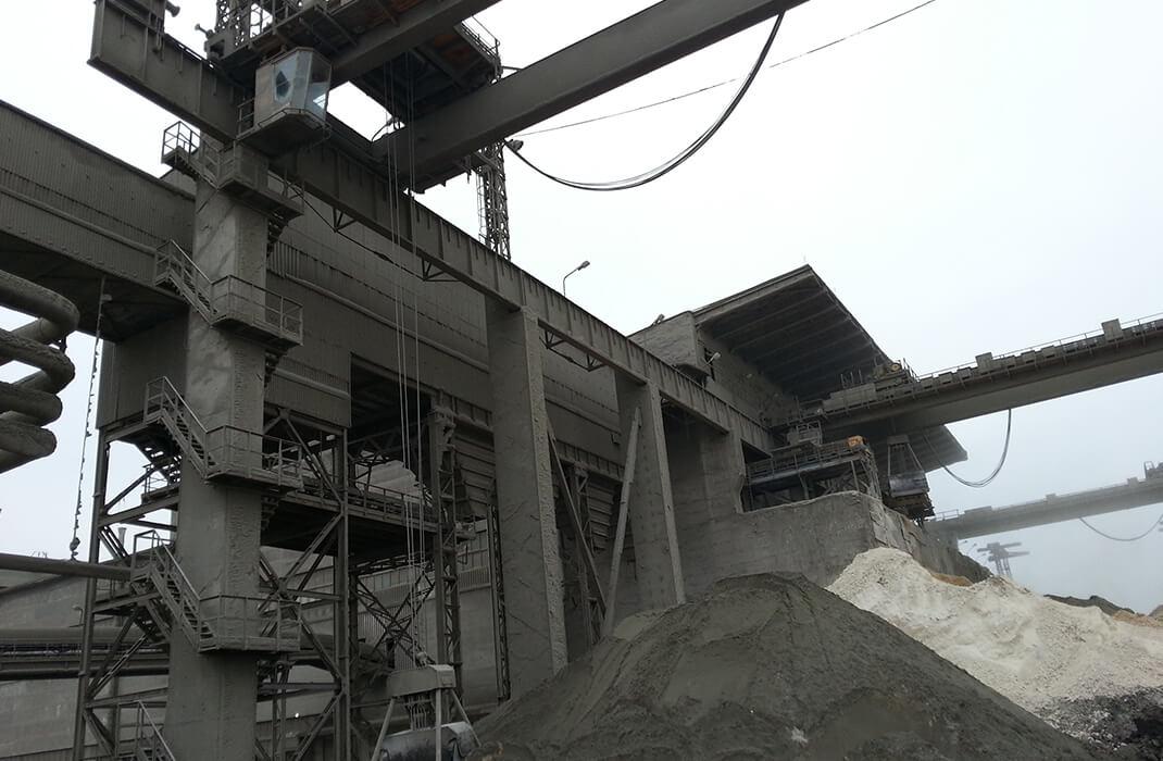 Cementářský a vápenický průmysl - Jistící systémy - Accen- realizace-4