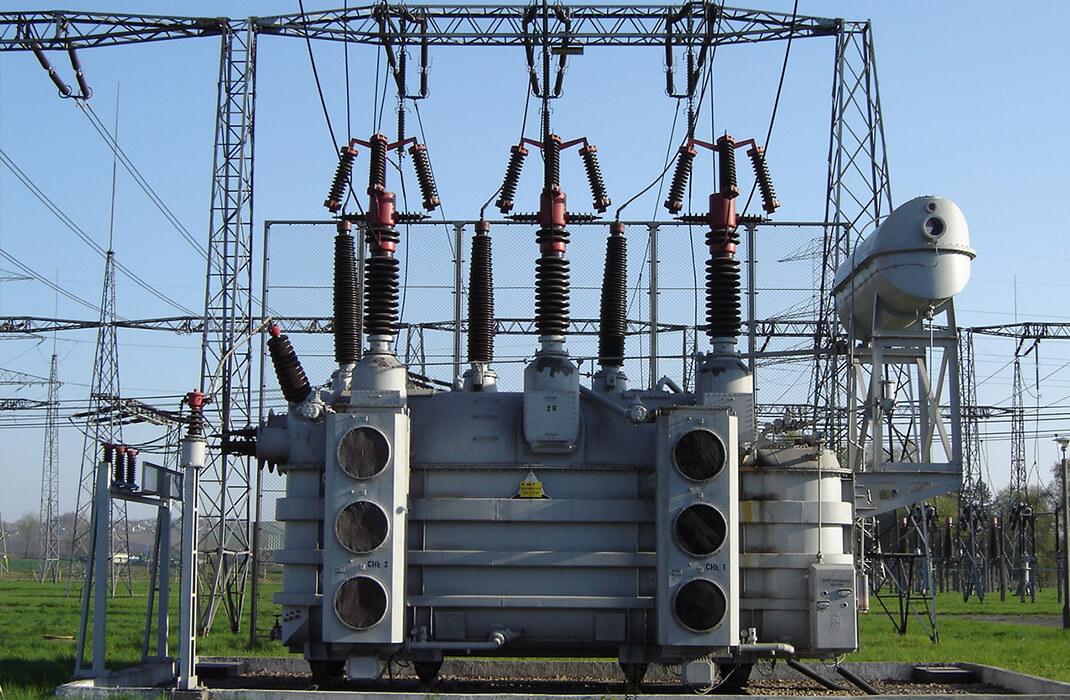 Energetika - Jistící systémy - Accen- realizace