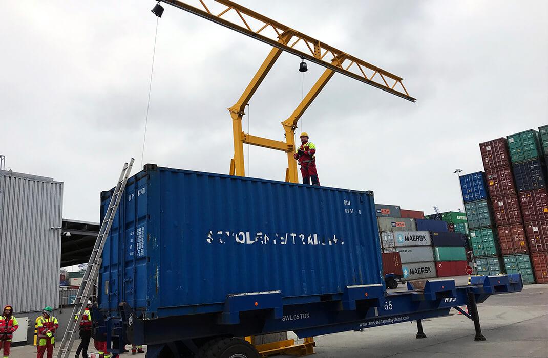 Námořní průmysl - Jistící systémy - Accen- realizace-1