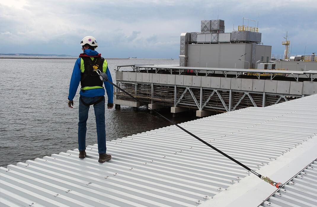 Námořní průmysl - Jistící systémy - Accen- realizace