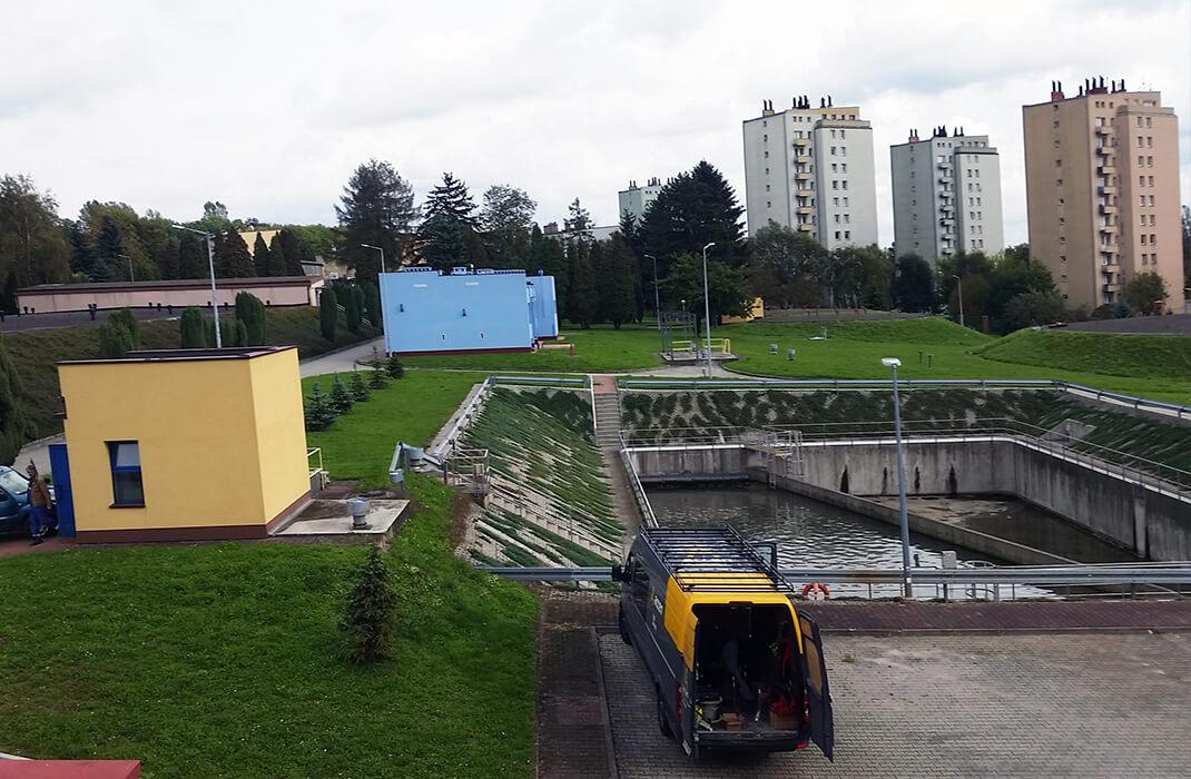 Vodní a kanalizační odvětví - Jistící systémy - Accen- realizace-3