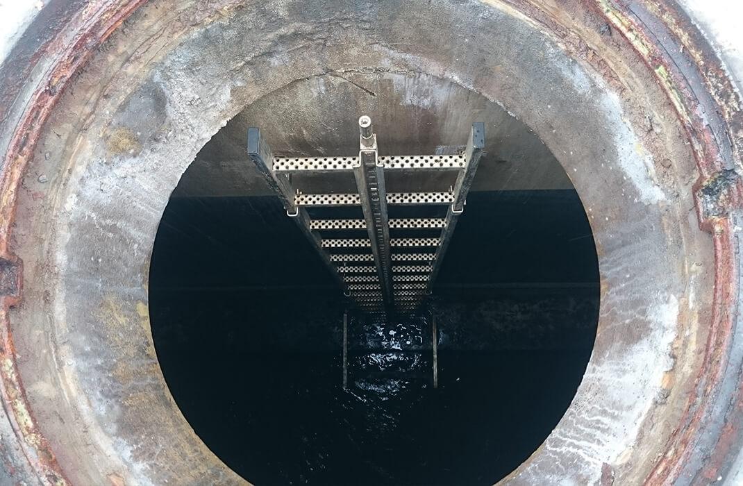 Vodní a kanalizační odvětví - Jistící systémy - Accen- realizace-2