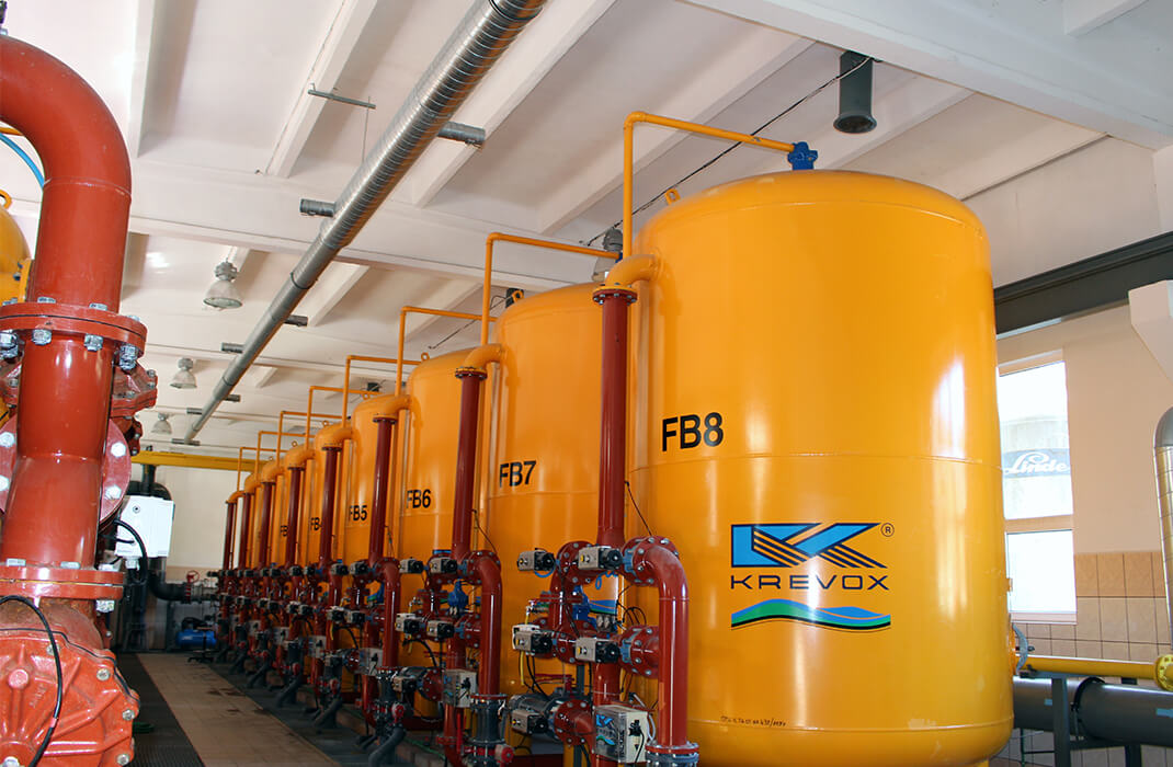 Vodní a kanalizační odvětví - Jistící systémy - Accen- realizace-1
