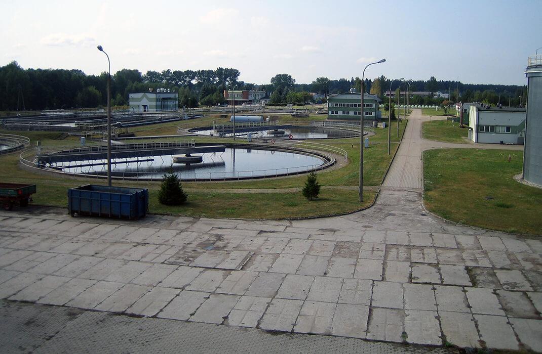 Vodní a kanalizační odvětví - Jistící systémy - Accen- realizace