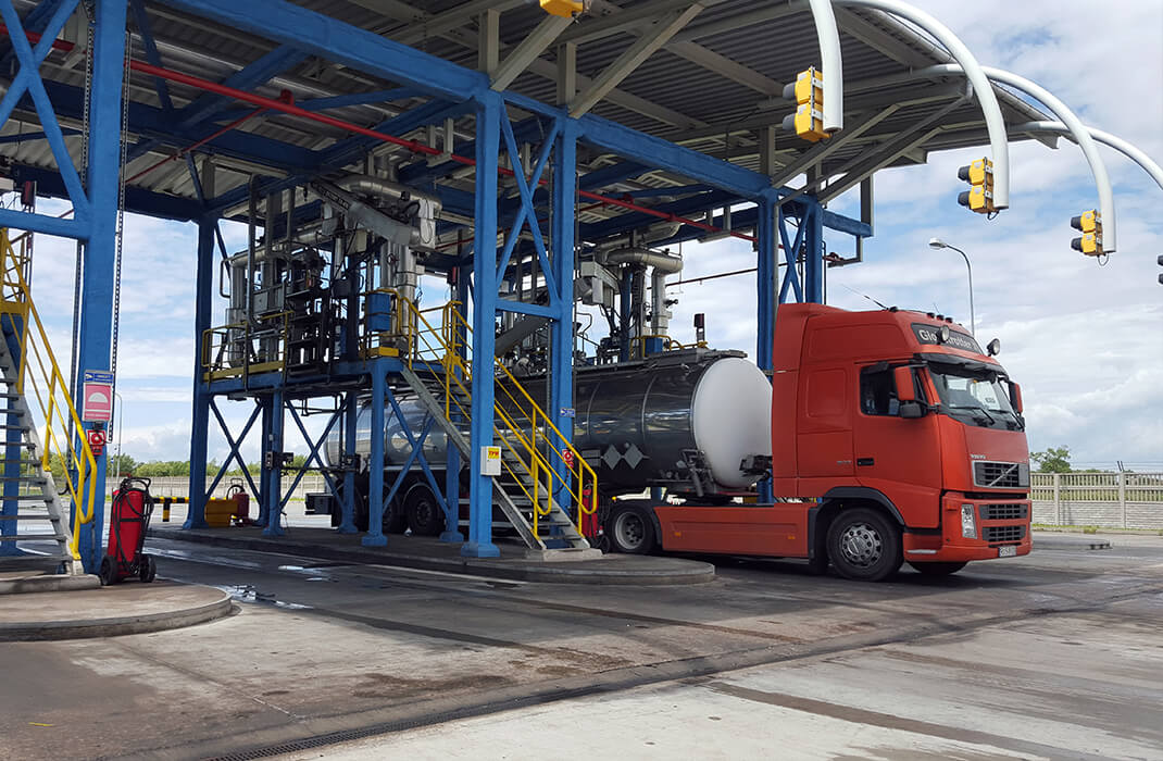 Petrochemický průmysl - Jistící systémy - Accen- realizace -3
