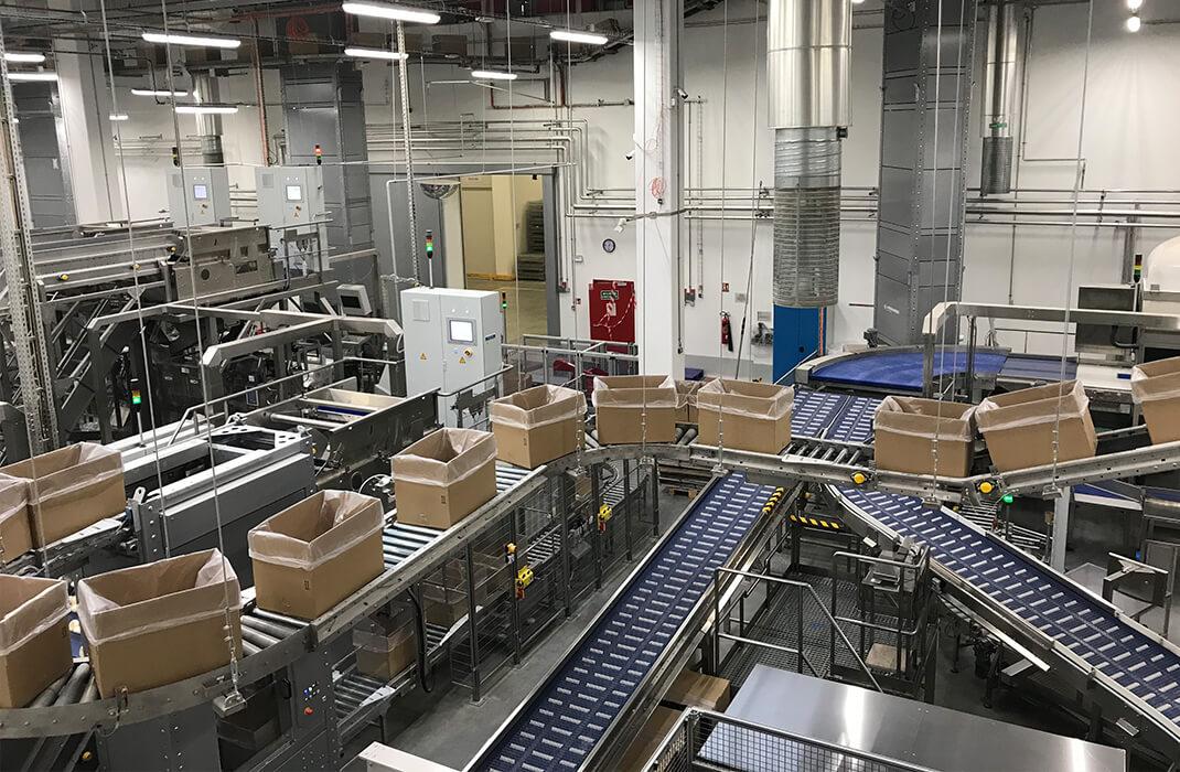 Potravinářský průmysl - Jistící systémy - Accen- realizace-1