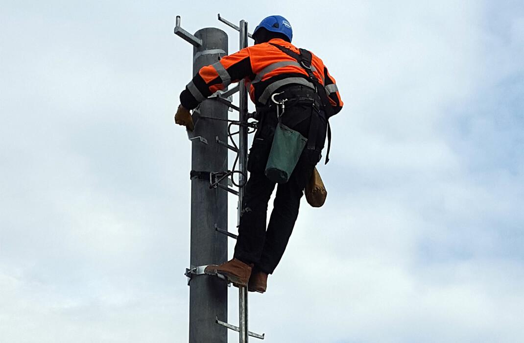 Telekomunikační služby - Jistící systémy - Accen- realizace -3