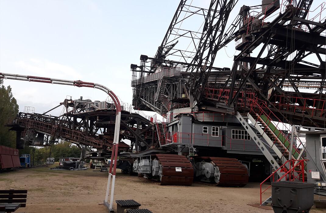 Těžební průmysl - Jistící systémy - Accen- realizace-3