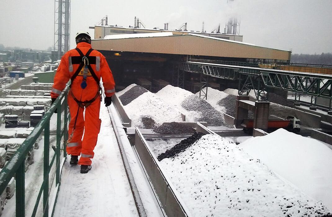 Těžební průmysl - Jistící systémy - Accen- realizace-4