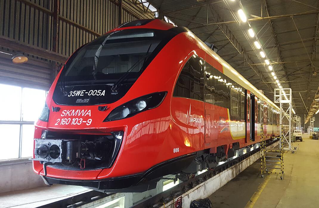 Veřejná doprava - Jistící systémy - Accen- realizace -2