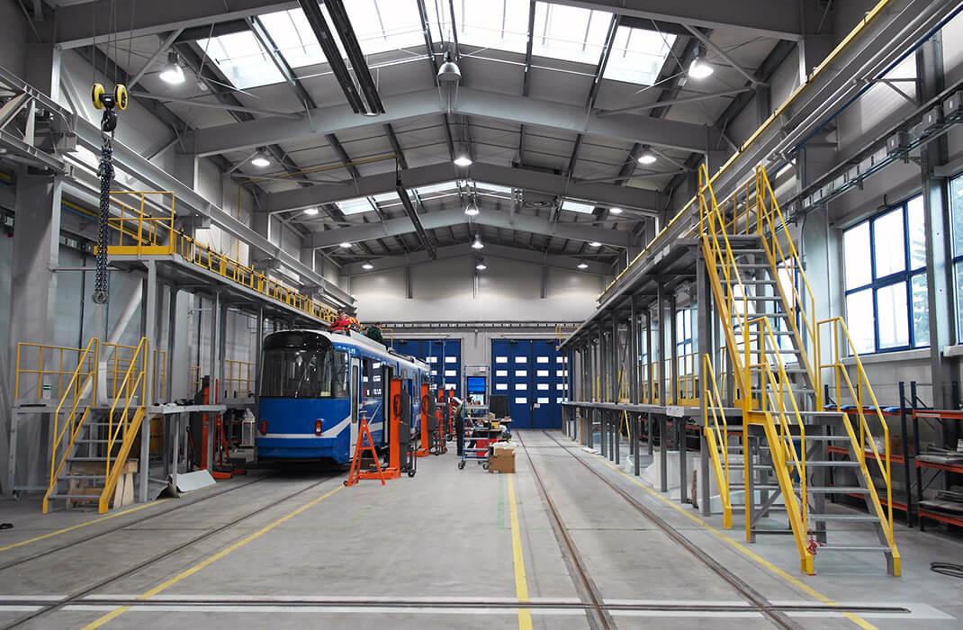 Veřejná doprava - Jistící systémy - Accen- realizace