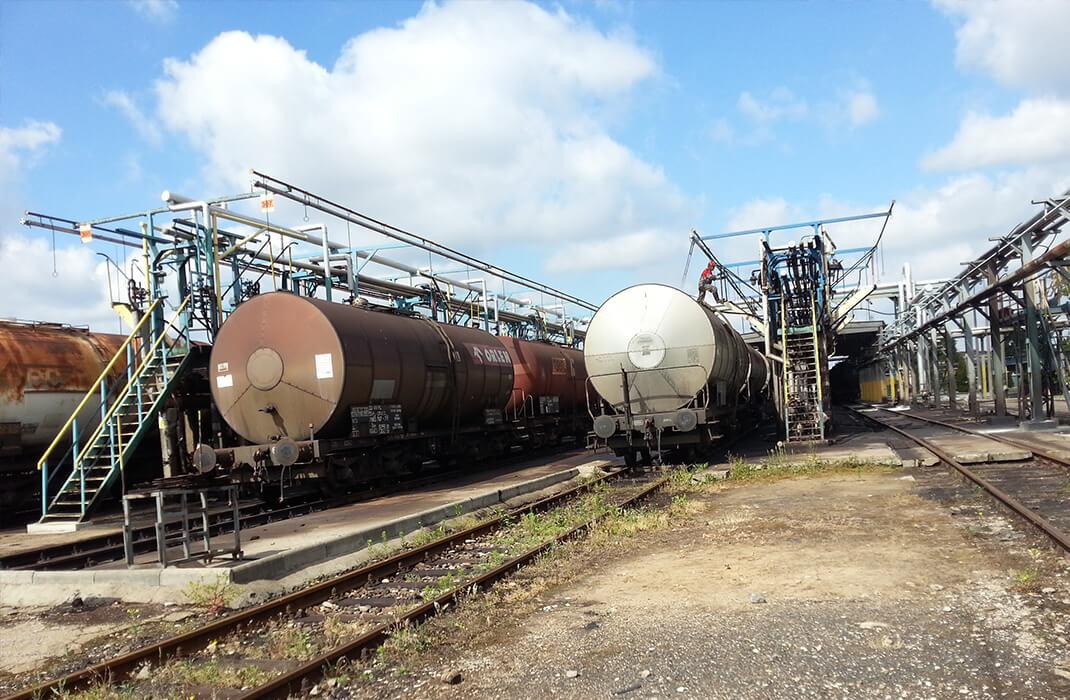 Železniční průmysl - Jistící systémy - Accen- realizace-2